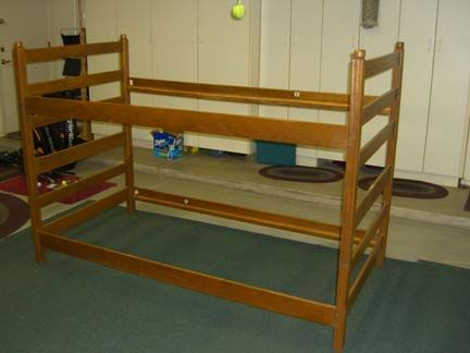 The Matching Bunk Beds