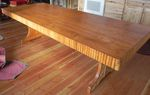 MOLESWORTH STYLE-CUSTOM DINING ROOM TABLE-CARVED BRANDS