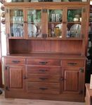A. BRANDT RANCH OAK DINING SUITE - 6 PIECES IN FL