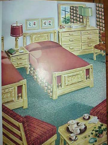 a brandt ranch oak 1958 catalog cowboy classics. Black Bedroom Furniture Sets. Home Design Ideas